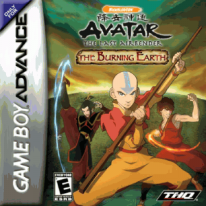 Avatar - The Last Airbender GBA ROM