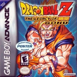 Dragonball Z - The Legacy Of Goku ROM