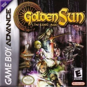 Golden Sun - The Lost Age ROM