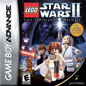 LEGO Star Wars II - The Original Trilogy ROM
