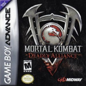 Mortal Kombat - Deadly Alliance ROM