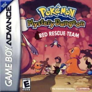 Pokemon Mystery Dungeon - Red Rescue Team ROM
