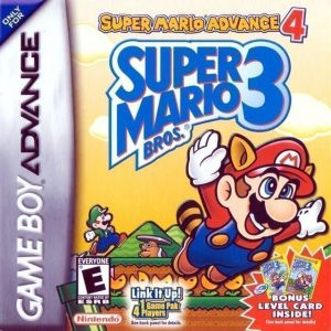 Super Mario Advance 4 - Super Mario Bros. 3 (V1.1)