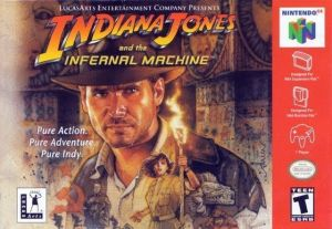 Indiana Jones And The Infernal Machine ROM