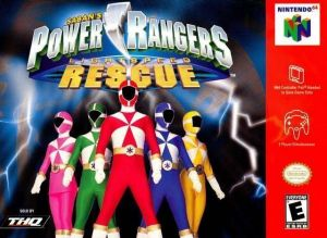 Power Rangers - Lightspeed Rescue ROM