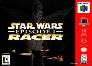 Star Wars Episode I - Racer ROM