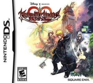 Kingdom Hearts - 358-2 Days (US) ROM