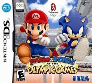 Mario & Sonic At The Olympic Games ROM