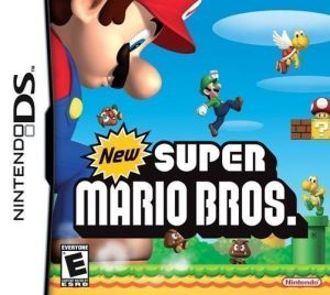New Super Mario Bros. (Psyfer) ROM