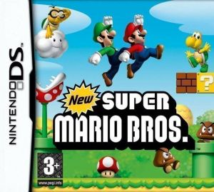 New Super Mario Bros. (Supremacy) ROM