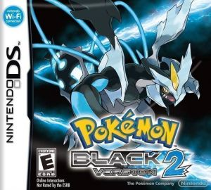 Pokemon - Black 2 (Patched-and-EXP-Fixed)