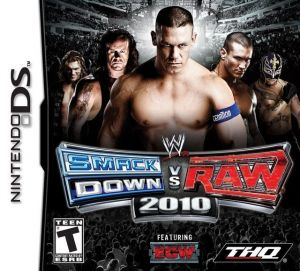 WWE SmackDown Vs Raw 2010 Featuring ECW ROM