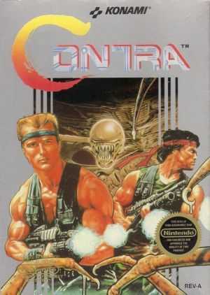 Contra ROM