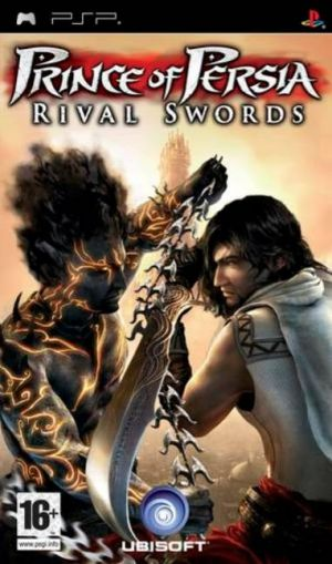 Prince Of Persia - Rival Swords ROM