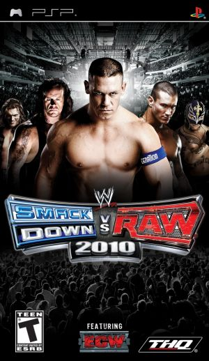 WWE SmackDown Vs. RAW 2010 Featuring ECW ROM
