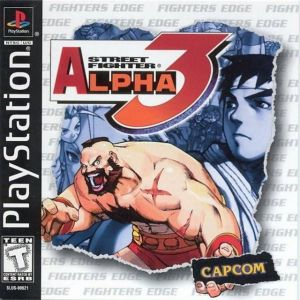 Street Fighter Alpha 3 [SLUS-00821] ROM