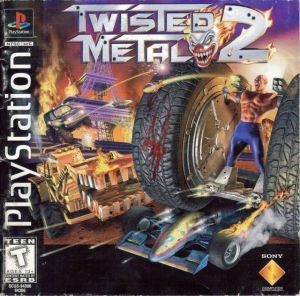 Twisted Metal 2 [SCUS-94306] Bin ROM