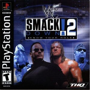 Wwf Smackdown 2 Know Your Role [SLUS-01234] ROM