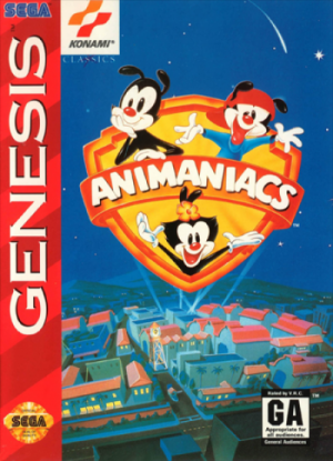 Animaniacs ROM