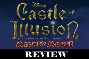 Mickey Mouse - Castle Of Illusion