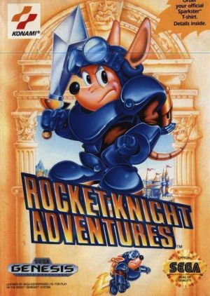 Rocket Knight Adventures ROM