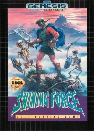 Shining Force ROM