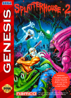 Splatterhouse 2 [x] ROM