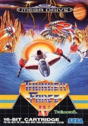 Thunder Force IV ROM