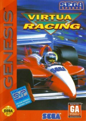Virtua Racing ROM