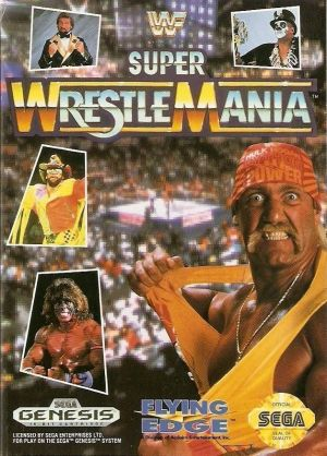 WWF Super Wrestlemania (JUE) ROM