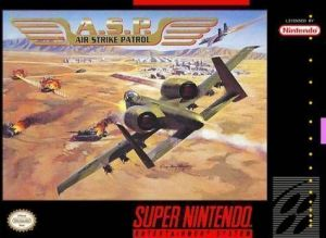 A.S.P. Air Strike Patrol ROM