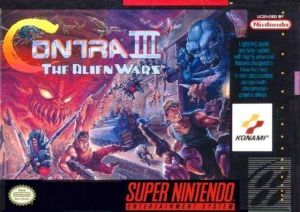Contra III - The Alien Wars ROM