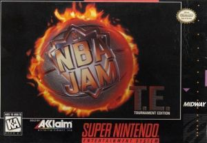 NBA Jam - Tournament Edition ROM