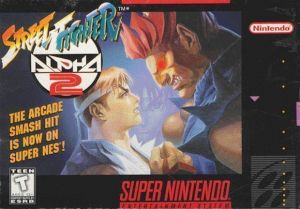 Street Fighter Alpha 2 ROM