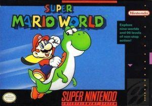 Super Mario World (V1.0) ROM